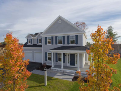 VILLAGE GREEN Cumberland, ME  Luxury Custom Homes